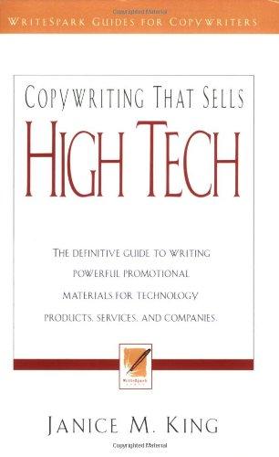 Copywriting That Sells High Tech