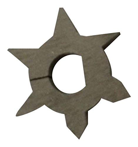 Groovemaster Carbide Tungsten Steel Replacement Cutter Head