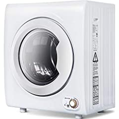 Integrate the house hold convenience of heated drying into your home with the Sentern Compact Tumble Dryer.        Equipped with several key features, the Sentern Tumble Dryer is designed to provide all of theprimary components of a st...