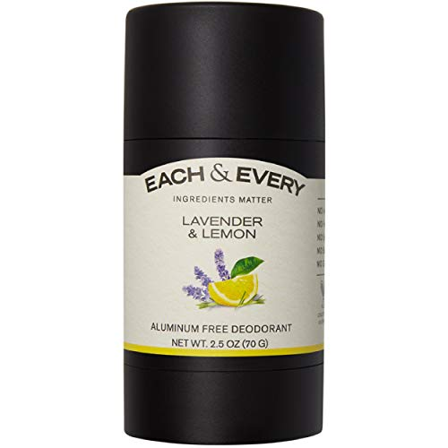 Each & Every All Natural Aluminum Free Deodorant for Women and Men review