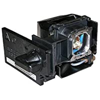 Comoze Lamps TY-LA1001 Compatible Lamp & Housing for PANASONIC TV