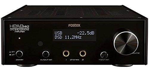 FOSTEX フォステックス ヘッドホンアンプ HP-A8MK2 B071PFHKS2