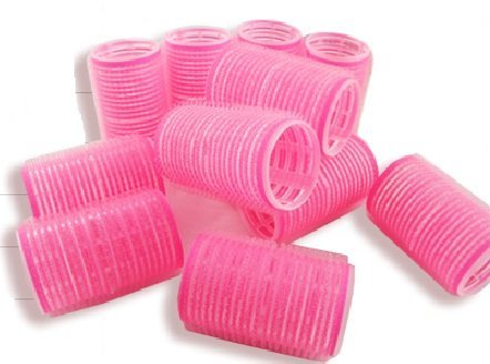 TTS - Self Holding Magnetic Rollers Hair Rollers, 9 Count by selltop15