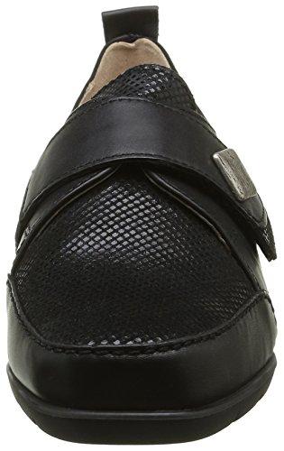 Luxat Women's Emissie Loafers Black (Noir) 2RCO3gJk