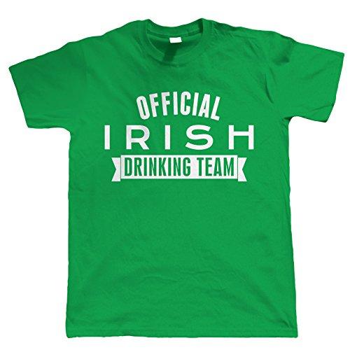 Patricks Divertenti St Irlandese Potabile Mens Maglietta Verde Ufficiale Alla Squadra s 5xl Vectorbomb Giorni Xnw0qYS0