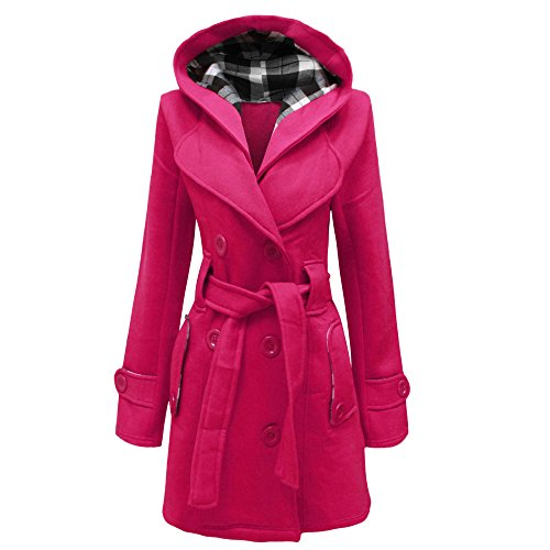 Home ware Femme outlet Rose Fuchsia Manteau rrndRZW