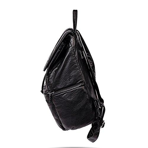 Mochila ligera de gran capacidad ,bolso ocasional de los estudiantes salvajes-A A