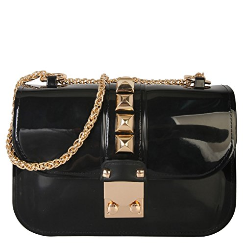 rimen-co-gold-metal-studded-decor-candy-color-plastic-cross-body-flap-handbag-accented-with-gold-met