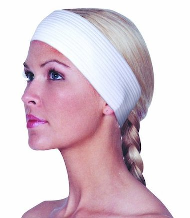 Dukal Reflections Stretch Headbands (48 Count) ()