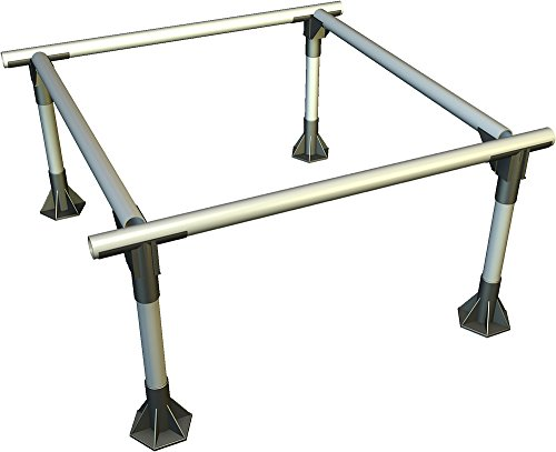 General Hydroponics Snapture Snapstand/Tray Stand, 4 x 4-Feet by General Hydroponics