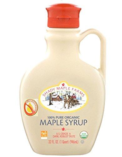 SHADY MAPLE FARM SYRUP MAPLE DK ROBUST ORG by Shady Maple