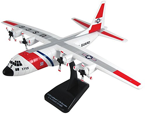 InAir E-Z Build C-130 Hercules U.S.C.G. Model Kit