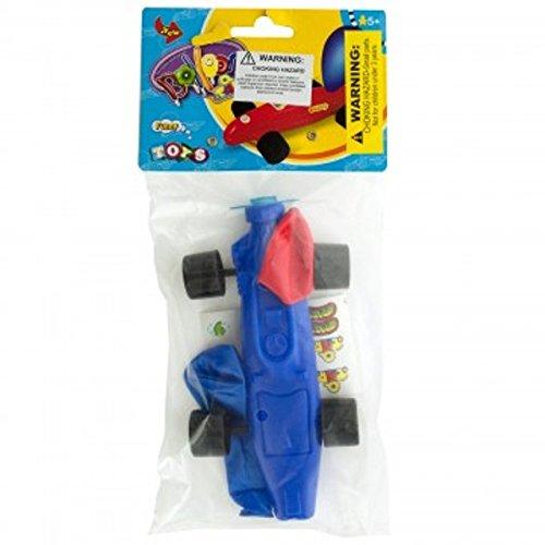 Kole Balloon Powered Race Car Kids Toy Vehicles