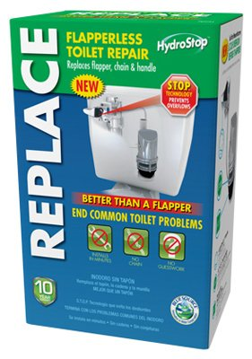 Hydrostop Repair Kit Flapperless Toilet - - Amazon.com