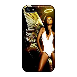 Fashion Protective Angel Like Cases Covers For Iphone 5/5s