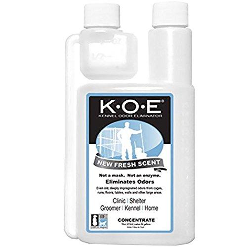 KOE Kennel Odor Eliminator Concentrate Fresh Scent (16 (Koe Kennel)