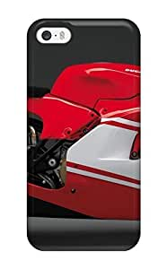 New Style Phone Case Ducati Desmosedici Premium PC Cover Case For Iphone 5/5s ka ka case