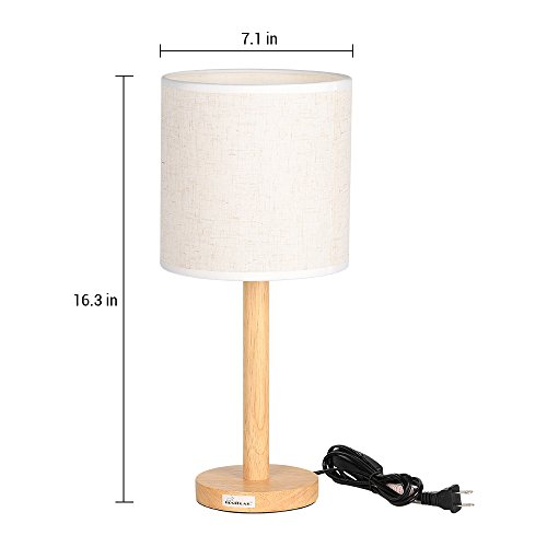 Table Lamp Bedside Desk Lamp Haitral Minimalist Modern