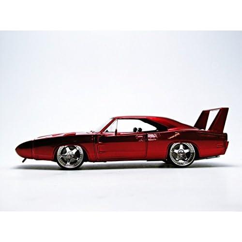 Jada Toys 97060r Dodge Charger Daytona Rápido Y