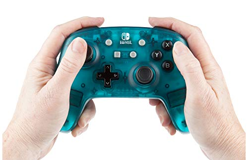 PowerA Enhanced Wireless Controller for Nintendo Switch Teal Frost 4