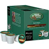 Green Mountain Coffee, Dark Magic (Extra Bold), 108-Count K-Cups for Keurig Brewers