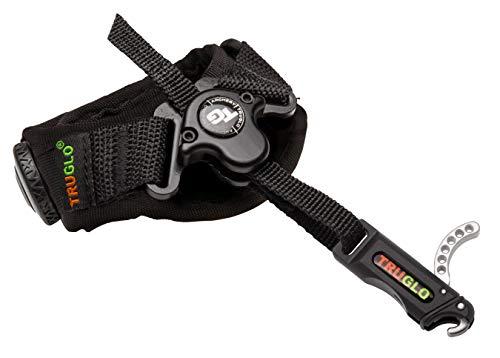 - Truglo TG2560SBB Detonator Release, Nylon Boa, black