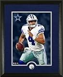 Dallas Cowboys Dak Prescott Canvas Print Frame