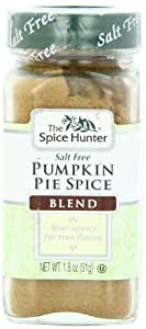 The Spice Hunter Pumpkin Pie Spice Blend, 1.8-Ounce Jar