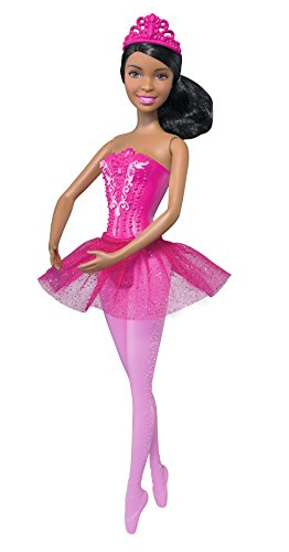 Mattel Barbie Ballerina Doll (Barbie Ballerina Doll, Brunette)