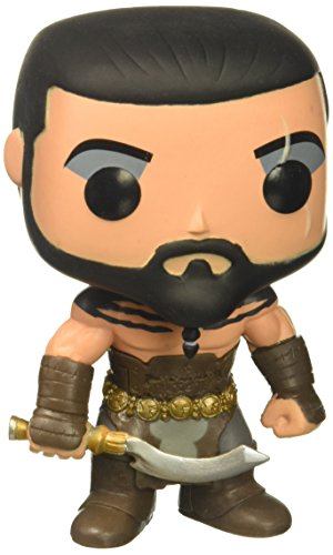 Funko Game of Thrones Pop! Vinyl - Khal Drogo #04 by Funko