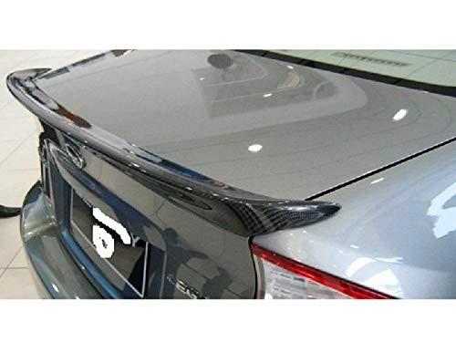 (FidgetKute Carbon Fiber Rear Lip Spoiler for 2004-2009 Subaru Legacy Liberty Sedan 2006)