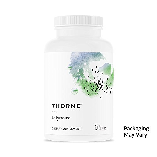 Thorne Research – L-Tyrosine – Amino Acid Supplement to Support Production of Dopamine and Norepinephrine – 90 Capsules Review