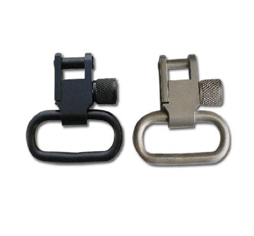 GrovTec GTSW04 GT Locking Sling Swivels with 1.25 Loops