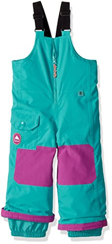 - Burton Boys Minishred Maven Bib Pants, Everglade, Size 5/6