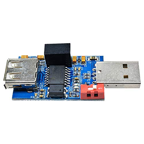 Diymore 1500V USB to USB Isolator Board Protection Isolation