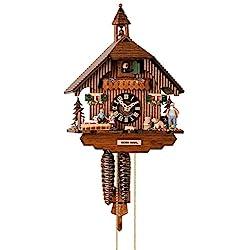 Hönes Cuckoo Clock Little black forest house HO 1288