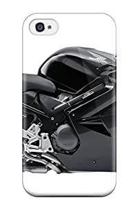 THERESA CALLINAN's Shop Discount Durable Protector Case Cover With 2009 Honda Interceptor Black Hot Design For Iphone 4/4s 6449507K96132573