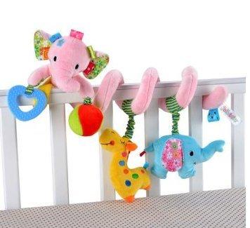 TO_GOO - Campana de Juguete con Forma de Campana de Juguete para bebé, Juguete Musical, 1 Unidad
