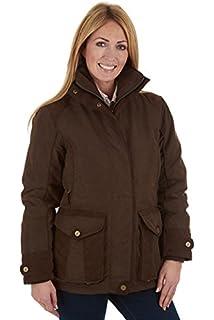 d44da9e6baa Sherwood Forest Women's Hampton Shooting Jacket: Amazon.co.uk ...