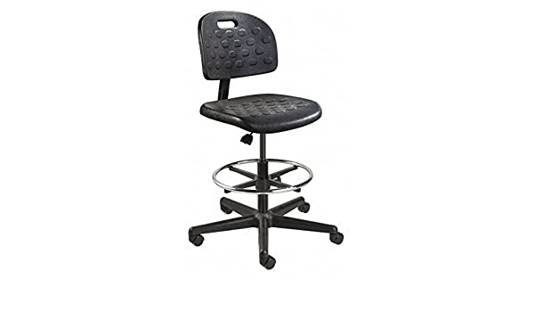 BEVCO V7507HC Value-Line Polyurethane Seating Stool,23in To 33in