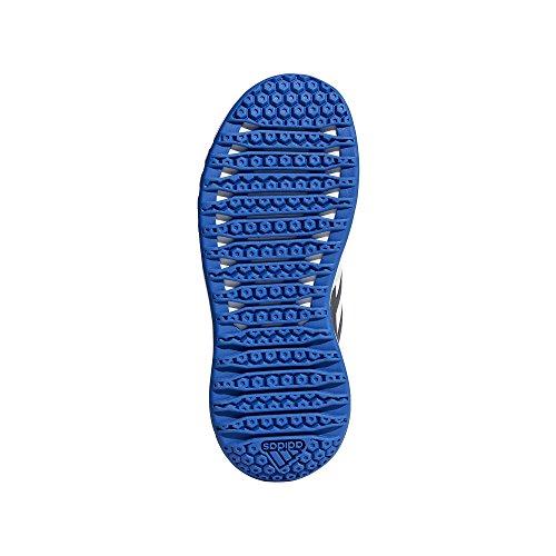 new concept 4782d 22d8c ... adidas FORTAGYM CF K, Zapatillas de Deporte Unisex Niños Gris (Gricin   Ftwbla ...