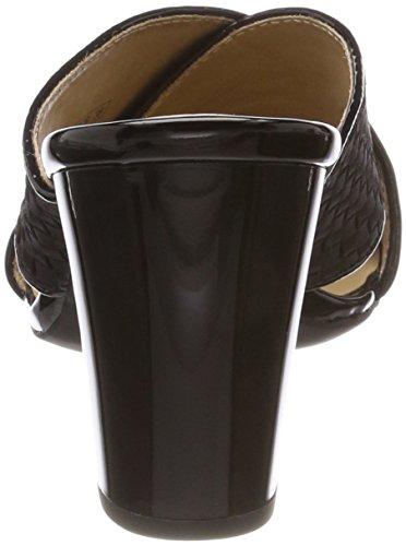 Geox Dames D Eudora B Mules Zwart (black)