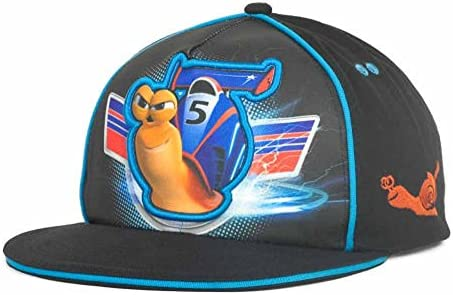 Turbo Neon new Boys ES Car Go Adjustable Fit Hat Cap - Fits Boy Sizes 4-9 Years of Age