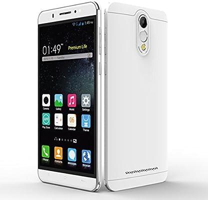 Wogiz® WX10 Plus Smartphone Desbloqueado 6 Pulgadas QHD Android ...