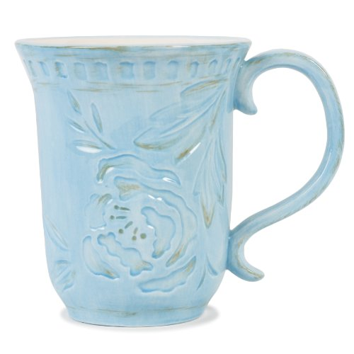 Toulouse Collection, Mug, Blue