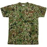 J.M.E. 陸自新迷彩 半袖Tシャツ 綿