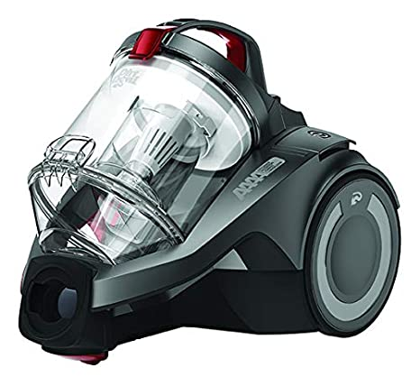 Dirt Devil DD2425-3-REBEL 35 Pet Aspiradora Sin Bolsa 4A, 700 W, 79 Decibeles, Gris Metalizado: Amazon.es: Hogar