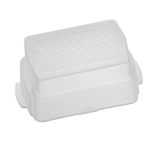 Pixel White Flash Diffuser Bounce Dome for Nikon SB-800/SB-600 Speedlite Flash