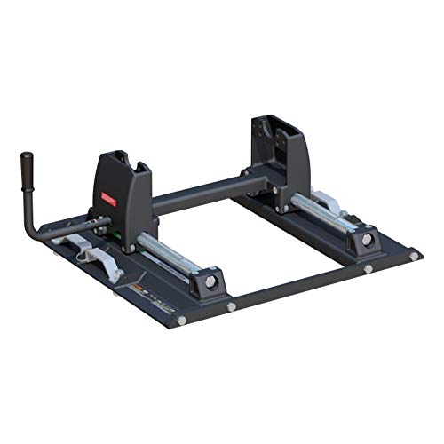 CURT 16020 Replacement Ford Puck System 5th Wheel Roller, 24,000 lbs, Hitch Head Required