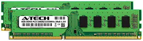 PARTS-QUICK Brand 2GB Memory Upgrade for ASRock Motherboard 890FX Deluxe5 DDR3 PC3-10600 1333MHz DIMM Non-ECC Desktop RAM